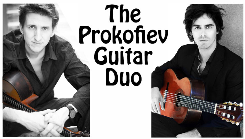 The Prokofiev Guitar Duo
