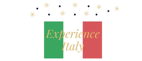 Experience Italy: Save the Date-SEPTEMBER 25, 2017